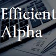 Efficient Alpha